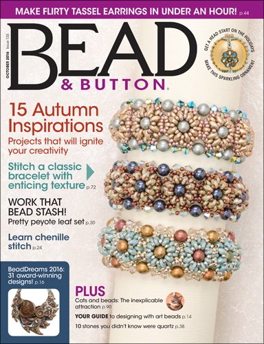 Bead&Button Oct 2016